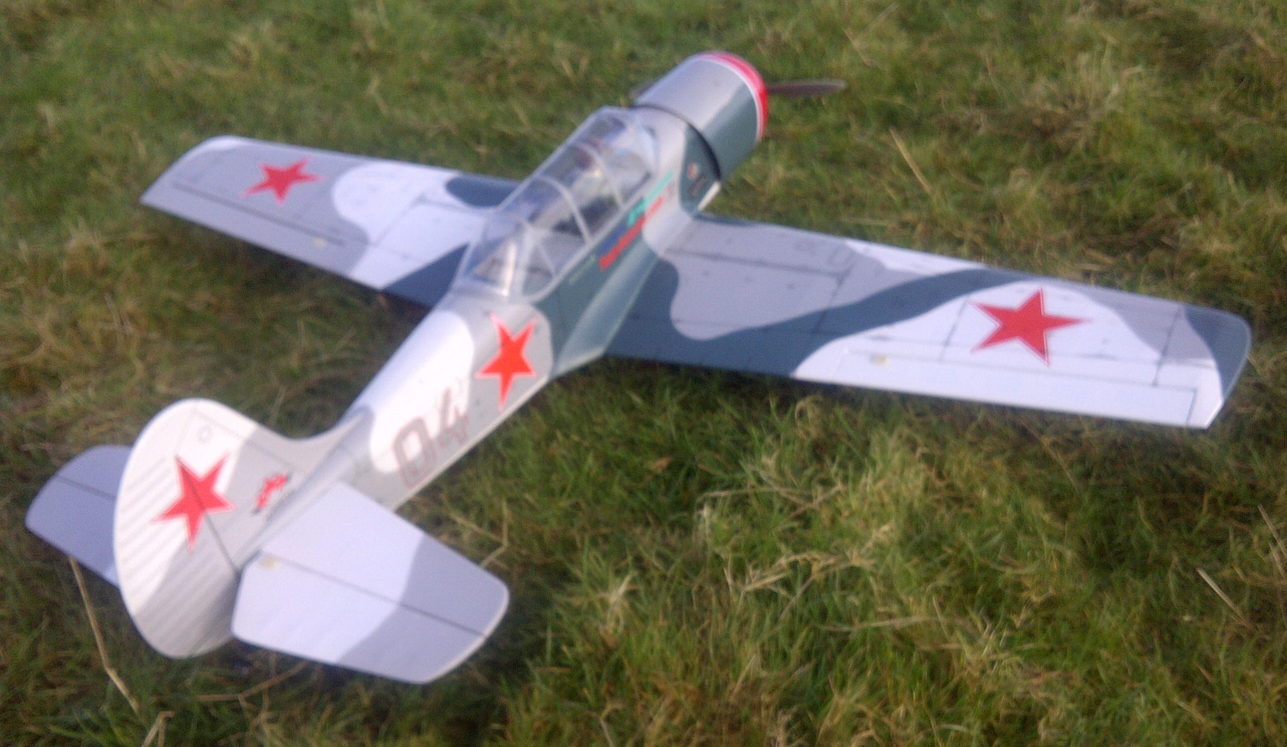 Petersfield Aero Modellers » 2012