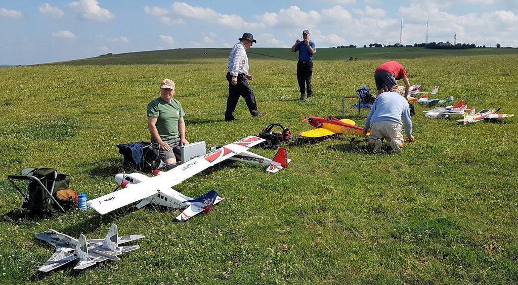 Petersfield Aero Modellers » Patch News